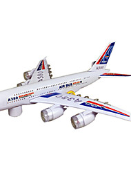 cheap -Model Building Kit Pull Back Vehicle Farm Vehicle Plane / Aircraft Car Classic Electric Unisex Toy Gift