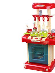 Недорогие -Игрушка кухонные наборы Детская техника Кулинария Ролевые игры моделирование Пластик Детские Игрушки Подарок