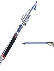 cheap -Fishing Rod Tele Pole 150  180  210  240  270 cm Best Quality Adjustable Fit Telescopic Extra Heavy (XH) Sea Fishing Fly Fishing Bait Casting / Ice Fishing / Spinning / Jigging Fishing / Carp Fishing