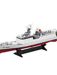 Недорогие -Лодка на радиоуправлении 3831A 2ch каналы 4.85 km/h КМ / Ч Веселье Классика