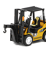 cheap -Construction Truck Set Crane Forklift Toy Truck Construction Vehicle Toy Car Diecast Vehicle Forklift Unisex Kid's Car Toys