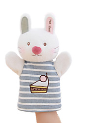 cheap -Stuffed Animal Plush Toy Rabbit Polyster Baby Toy Gift