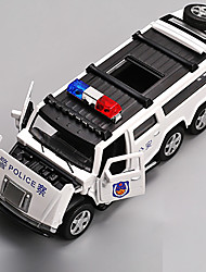 cheap -Toy Car Model Car Police car Toy Gift