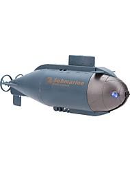 cheap -RC Boat 777-216 Submarine Polyethylene 6 pcs Channels KM/H