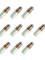 cheap -10pcs 12W 980lm E27 LED Corn Lights T 84 LED Beads SMD 2835 Warm White / White / 10 pcs