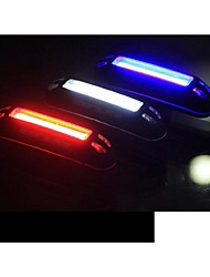cheap -LED Bike Light Rear Bike Tail Light Safety Light LED Mountain Bike MTB Bicycle Cycling Waterproof Multiple Modes Portable Color-Changing USB Lithium Battery 100 lm USB Natural White Red Blue Cycling