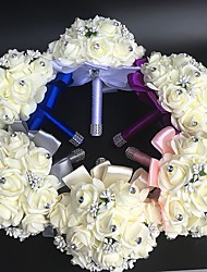 cheap -Wedding Flowers Bouquets / Unique Wedding Décor / Others Wedding / Special Occasion / Party / Evening Material / Lace 0-20cm