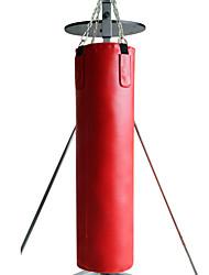 Недорогие -Боксерская груша принуждать Для Тхэквондо Бокс Каратэ Тренировка в тренажерном зале Боевые искусства Прочный Незаполненные Силовая тренировка 1 pcs Красный