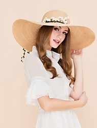 cheap -Tulle Hats with Feather 1 Event / Party Headpiece