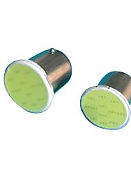 cheap -2pcs 1156 Car Light Bulbs 5W COB 460lm LED Tail Light