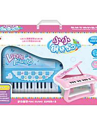 Недорогие -Электронный орган Электронная клавиатура Веселье Пластик Детские Универсальные Игрушки Подарок