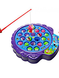 cheap -Fishing Toy compatible Legoing Classic Cool Electric Classical Boys' Toy Gift