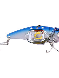 cheap -1pc Fishing Light LED Green ABS Built-in Flash Fishing