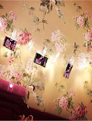 abordables -Lampe LED Cordon / Métal / Polyéthylène Décorations de Mariage Mariage / Soirée / Occasion spéciale Thème classique Toutes les Saisons