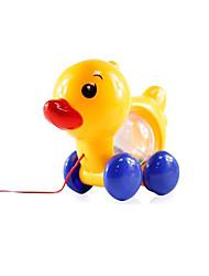 abordables -Accessoire de Maison de Poupées Canard Plastique Enfant Jouet Cadeau