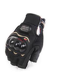 cheap -PRO-BIKER Motorcycle Half Finger Gloves Motorcycle Half Finger Protective Gear Racing Gloves M -XXL Size Gloves Motorcycle