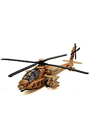 cheap -Model Building Kit Helicopter Plane / Aircraft Helicopter Simulation Unisex Toy Gift