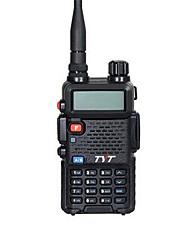 cheap -TYT TH-UVF8 Handheld Dual Band / Dual Display / Dual Standby 5KM-10KM 5KM-10KM 258 5 W Walkie Talkie Two Way Radio