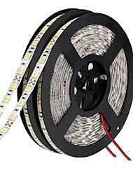 cheap -LED Light Strips Waterproof Tiktok Lights 5050 10 m 600 leds 10mm 9000lm Warm White White Red Yellow Blue Green DC 12V