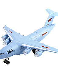 cheap -Model Building Kit Pull Back Vehicle Farm Vehicle Plane / Aircraft Car Unisex Boys' Toy Gift