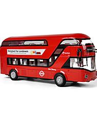 cheap -Bus Bus Double-decker Bus Unisex Toy Gift