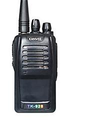 Недорогие -TK-928 Радиотелефон Для ношения в руке Аварийная тревога / Функция сохранения энергии / VOX 16 1300mAh 5W Walkie Talkie Двухстороннее
