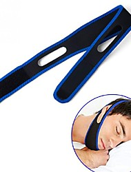 cheap -Anti Snoring Chin Straps Mouth Guard Stop Bruxism Anti-Ronquidos Nose Snoring Solutions Breathing Snore Stopper For Sleeping