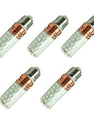 cheap -5pcs 12 W LED Corn Lights 980 lm E27 T 84 LED Beads SMD 2835 Warm White White / 5 pcs
