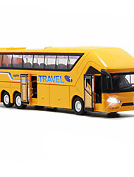 cheap -1:50 Toy Car Pull Back Vehicle Bus Bus Classic Simulation Mini Car Vehicles Toys for Party Favor or Kids Birthday Gift / Kid's