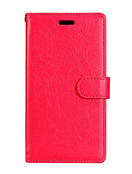 cheap -Case For Motorola Moto G5 / Moto G4 Plus / Moto G4 Play Wallet / Card Holder / with Stand Full Body Cases Hard
