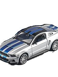 cheap -Toy Car Model Car Pull Back Vehicle Farm Vehicle Car Horse Simulation Music & Light Unisex Toy Gift