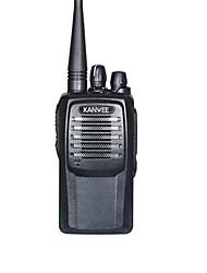 cheap -TK-938 Walkie Talkie Handheld Emergency Alarm / Power Saving Function / VOX 16 1300mAh 5W Walkie Talkie Two Way Radio