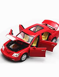 cheap -Toy Car Die-Cast Vehicle Race Car Car Simulation Unisex Boys' Toy Gift