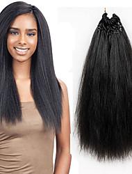cheap -Braiding Hair Straight Pre-loop Crochet Braids / Hair Accessory / Human Hair Extensions 100% kanekalon hair / Kanekalon 26 Roots Hair Braids Daily
