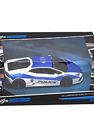 cheap -Toy Car Model Car Motorcycle Police car Furnishing Articles Simulation Unisex Boys' Toy Gift