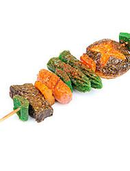 Недорогие -Игрушечная еда Ролевые игры Наборы для моделирования Продукты питания как живой Безопасно для детей пластик Детские Универсальные Игрушки Подарок