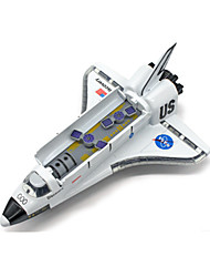 cheap -Model Building Kit Pull Back Vehicle Plane Plane / Aircraft Car Ship Unisex Toy Gift
