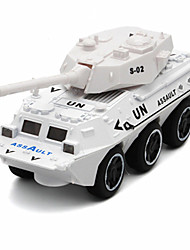 cheap -Toy Car Tank Chariot Simulation Metal Alloy for Unisex