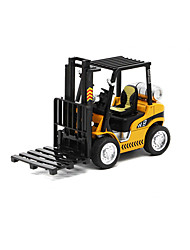 cheap -Construction Truck Set Forklift Toy Truck Construction Vehicle Toy Car Diecast Vehicle Forklift Unisex Boys' Girls' Kid's Car Toys