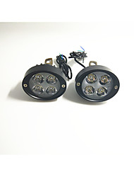 cheap -Motorcycle Light Bulbs 8 W 6000 lm Exterior Lights For