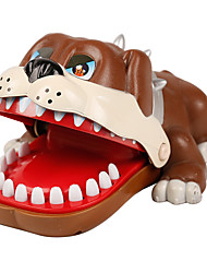 cheap -Practical Joke Gadget Dollhouse Accessory Bulldog Dentist Biting Hand Dog Crocodile Shark Plastics Kid's Adults' Toy Gift