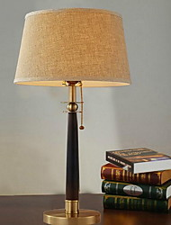 cheap -40 Modern/Comtemporary Table Lamp , Feature for Eye Protection , with Other Use On/Off Switch Switch