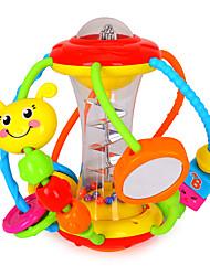 abordables -HUILE TOYS Balles Accessoire de Maison de Poupées Plastique Bébé Jouet Cadeau