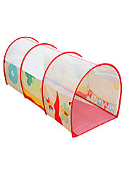 cheap -Play Tent & Tunnel Playhouse Tent Foldable Convenient Parent-Child Interaction Education Polyester Nylon Indoor Outdoor Spring Summer Fall Boys' Girls' Pop Up Indoor/Outdoor Playhouse for Boys and