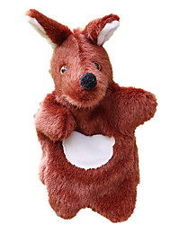 cheap -Puppets Hand Puppet Cute Lovely Kangaroo Plush Fabric Plush Kid's Girls' Toy Gift