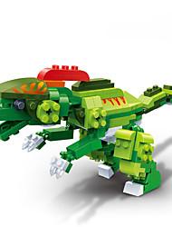 cheap -Building Blocks Model Building Kit Construction Set Toys Dinosaur compatible Legoing DIY Boys' Girls' Toy Gift / Educational Toy