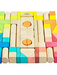 Недорогие -Набор для творчества Для получения подарка Конструкторы Квадратный Игрушки