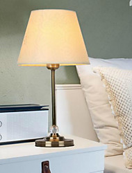 cheap -40 Contemporary Table Lamp , Feature for Dimmable , with Electroplate Use Dimmer Switch