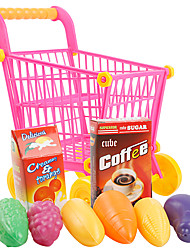 cheap -Toy Car Grocery Shopping Pretend Play Simulation Plastics Kid's Toy Gift