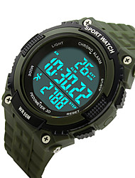 cheap -Smartwatch YYSKMEI1112 for Long Standby / Water Resistant / Water Proof / Pedometers / Multifunction / Sports Stopwatch / Alarm Clock / Chronograph / Calendar
